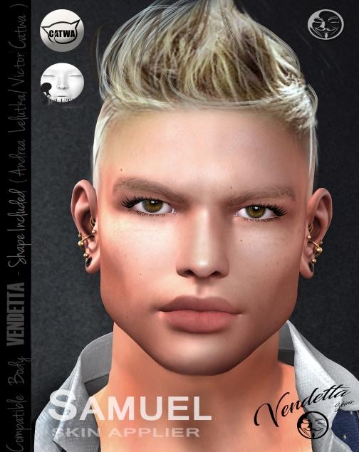 [VENDETTA] @ Skin fair 2018 - SAMUEL Skin